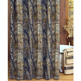 Realtree All Purpose Camouflage Shower Curtain