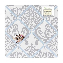 Avery Blue Fabric Memo Board