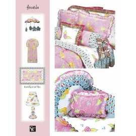Amanda Decorative Pillows