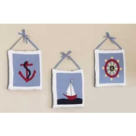 Come Sail Away Wall Hanging