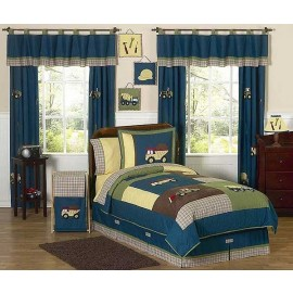 Construction Comforter Set - 3 Piece Full/Queen Size By Sweet Jojo Designs