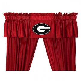 Georgia Bulldogs Valance