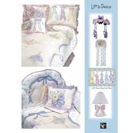 Little Dancer Bunkie Sheet Set