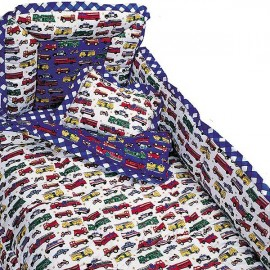 Mack Truck Bunkie Comforter - Toddler Bedding