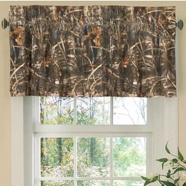 Realtree Max-4 Camouflage Valance