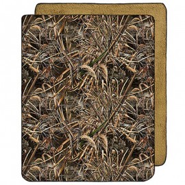 Realtree Max-5 Throw Blanket