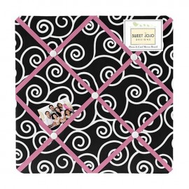 Madison Fabric Memo Board