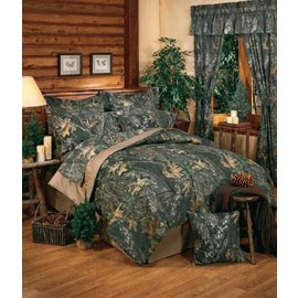 Mossy Oak New Break Up Comforter Set - Twin Size