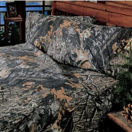 Mossy Oak New Break Up Sheet Set - Full Size