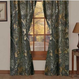 Mossy Oak New Break Up Curtain Panels