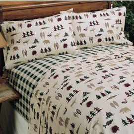 Northern Exposure Sheet Set - Queen Size