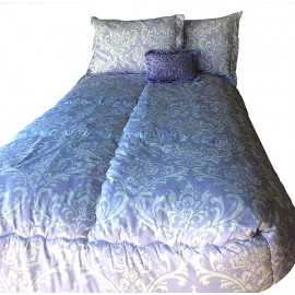 Oz Lilac Bunkbed Hugger Comforter by California Kids