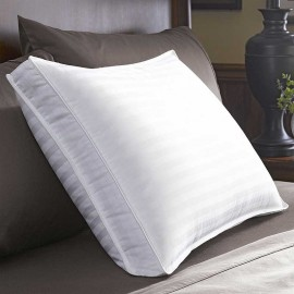 Restful Nights Down Surround Pillow - Extra Firm Density - King Size