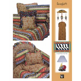 Serenghetti by California Kids Decorative Pillows