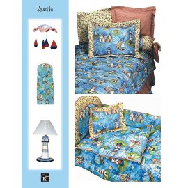 Seaside Bunkie Sheet Set