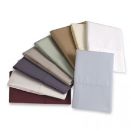 300 Thread Count Solid Color Sofa Bed Sheet Set - 100% Cotton - Select from 8 Colors
