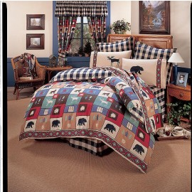 The Woods Comforter Set - Twin Size