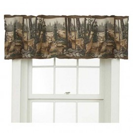 Whitetail Dreams Valance