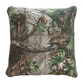 Realtree Xtra Green Square Pillow