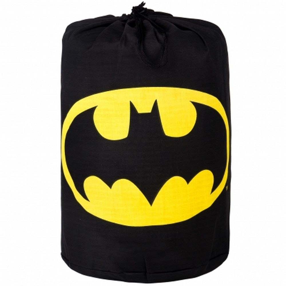 Olive Kids Bedding Batman Sleeping Bag Kids Bedding