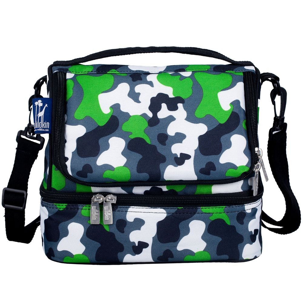 Green camo double decker lunch bag blanket warehouse - Double decker daybed ...