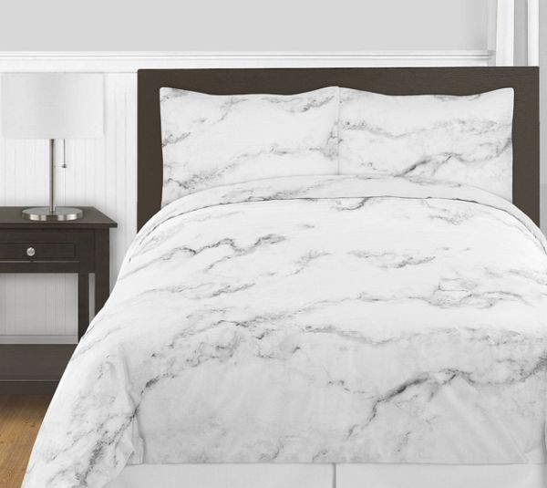 Marble Comforter Set 3 Piece Full Queen Size By Sweet