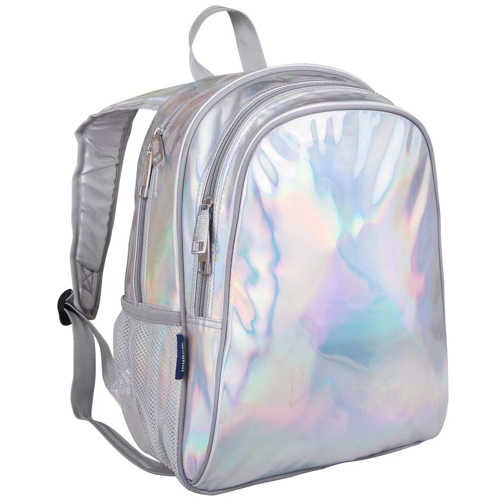 15 Inch Backpack - Holographic