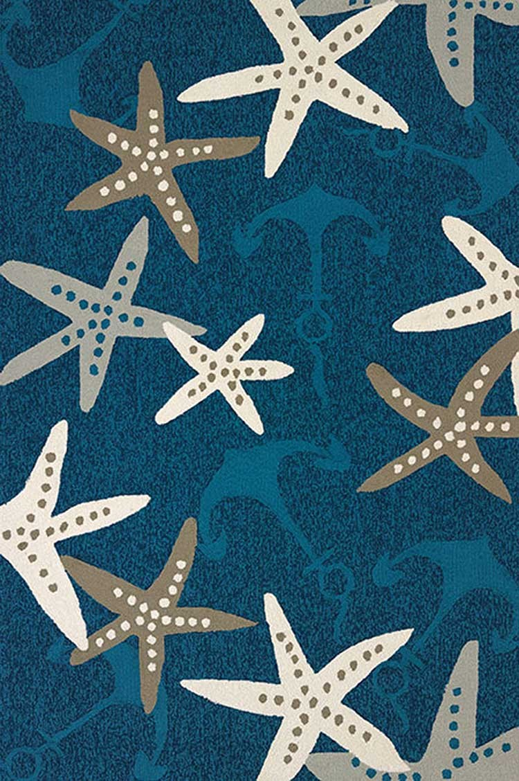 """Anchors Away Accent Rug (22"""" X 36"""")"""