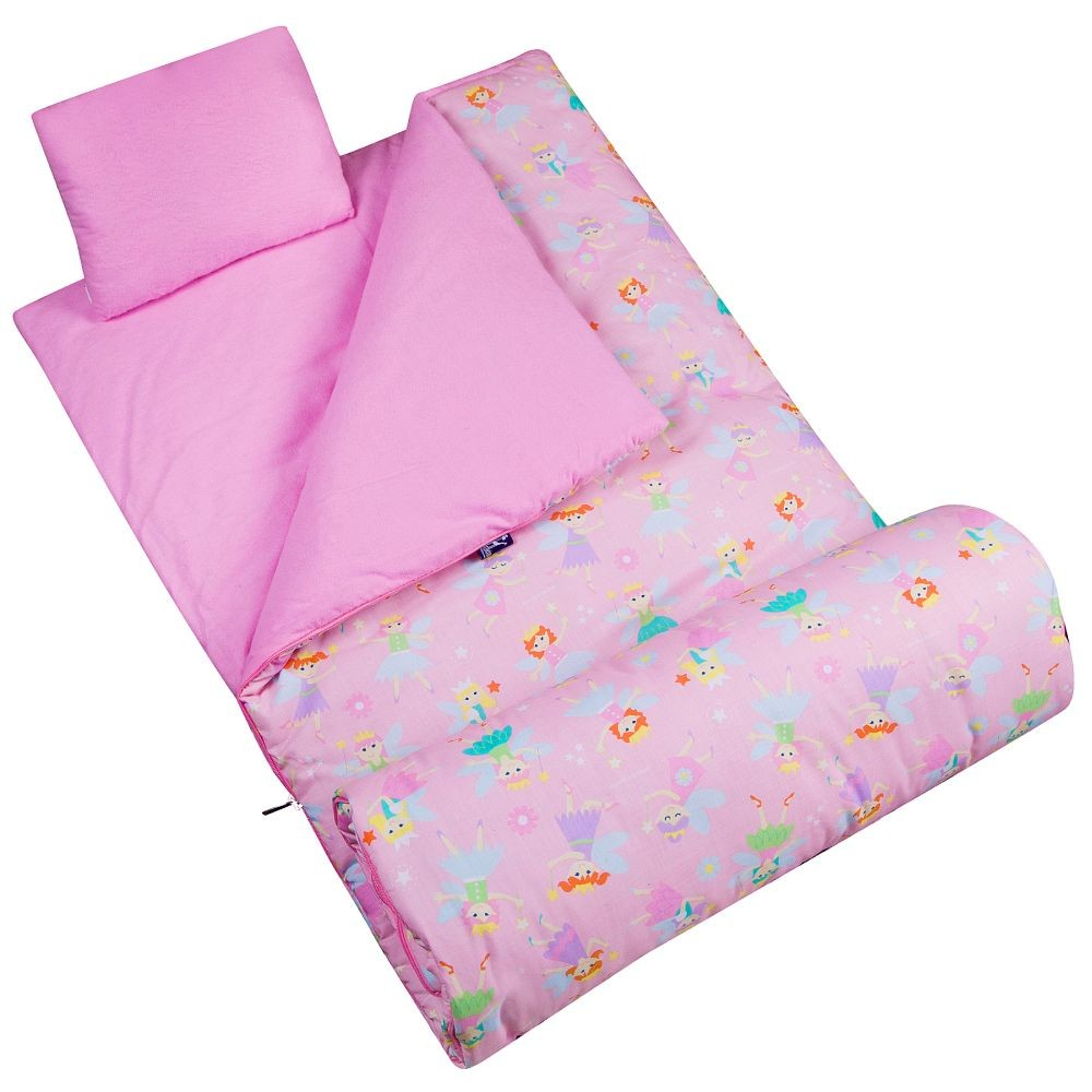 Olive Kids Bedding Fairy Princess Sleeping Bag Kids