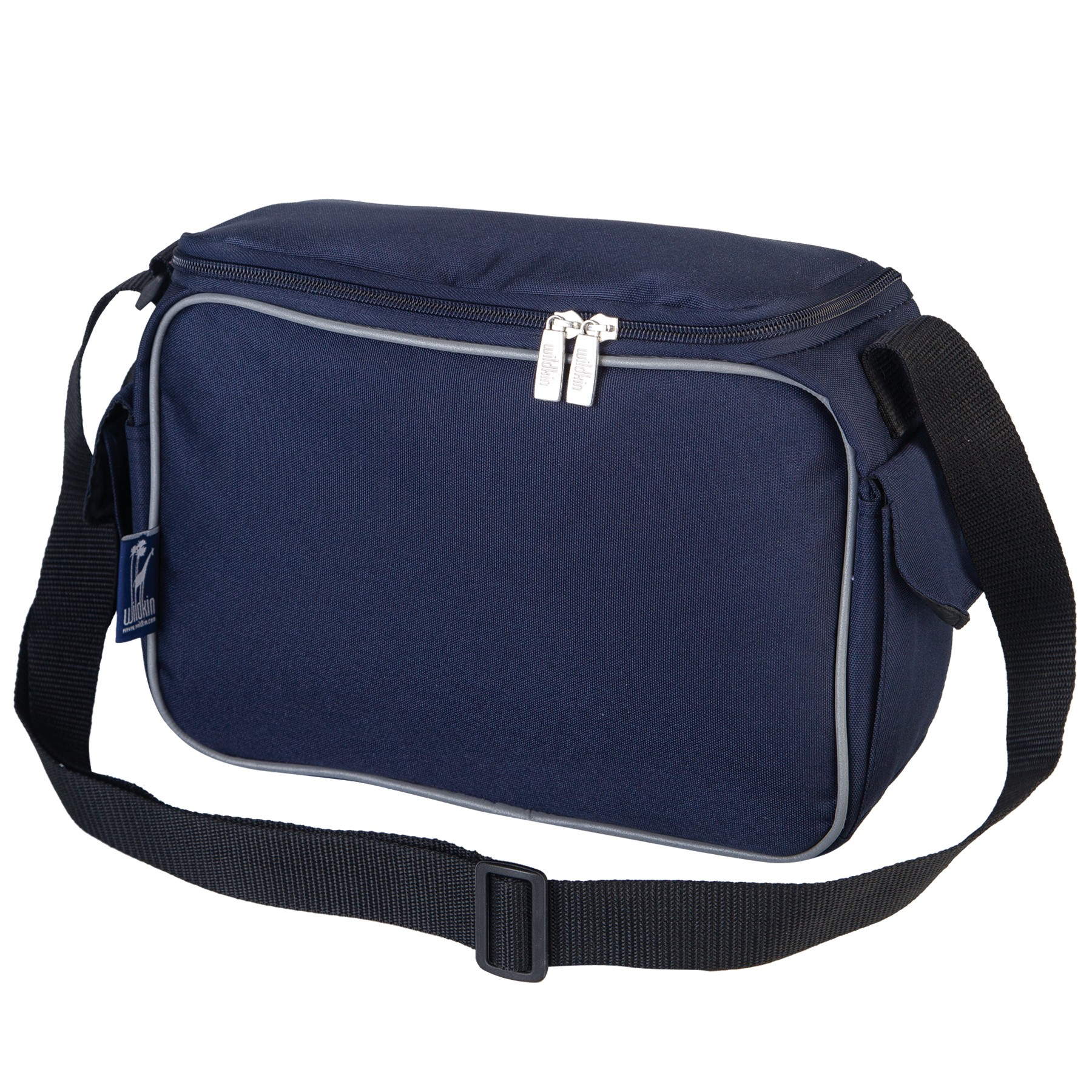 Whale Blue Lunch Cooler