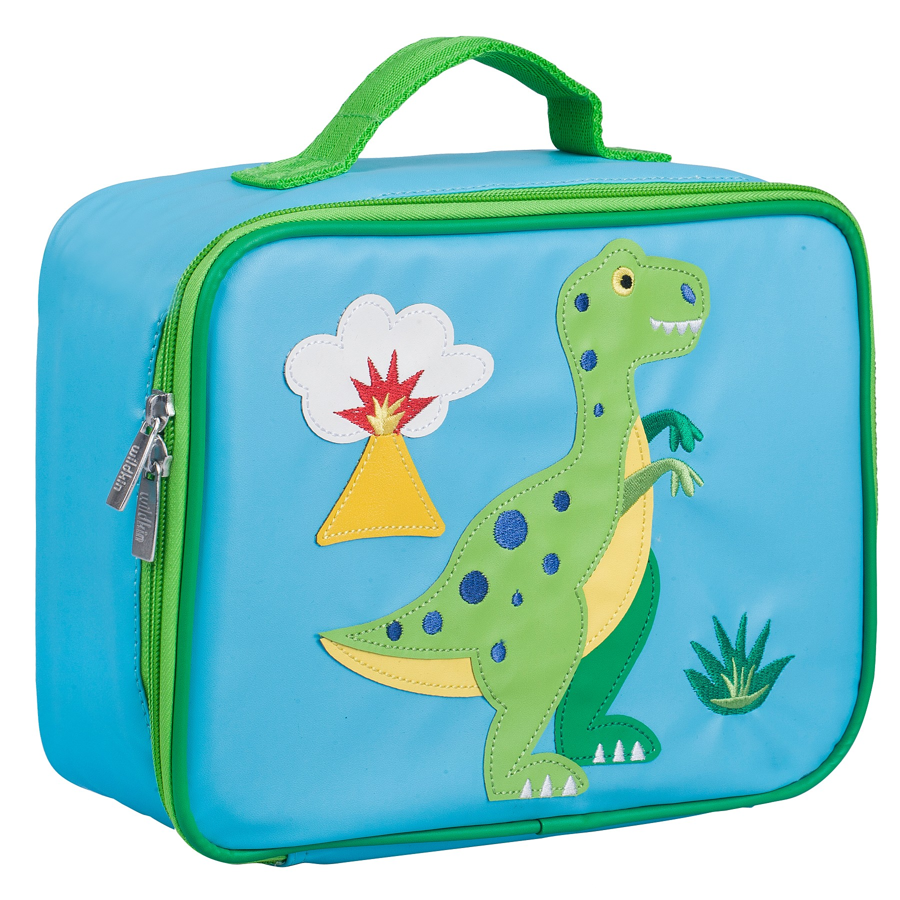 Olive Kids Dinosaur Embroidered Lunch Box