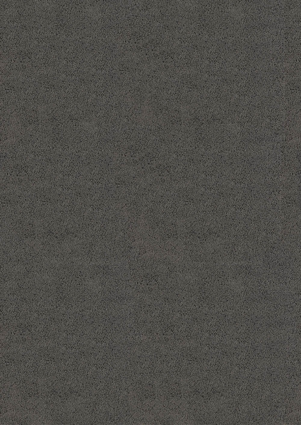 "Brushstrokes Grey Area Rug (63"" X 86"") - Solid Color Area Rugs"