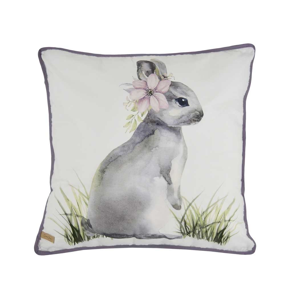 Donna Sharp Forget Me Not Decorative Pillow - 18 X 18