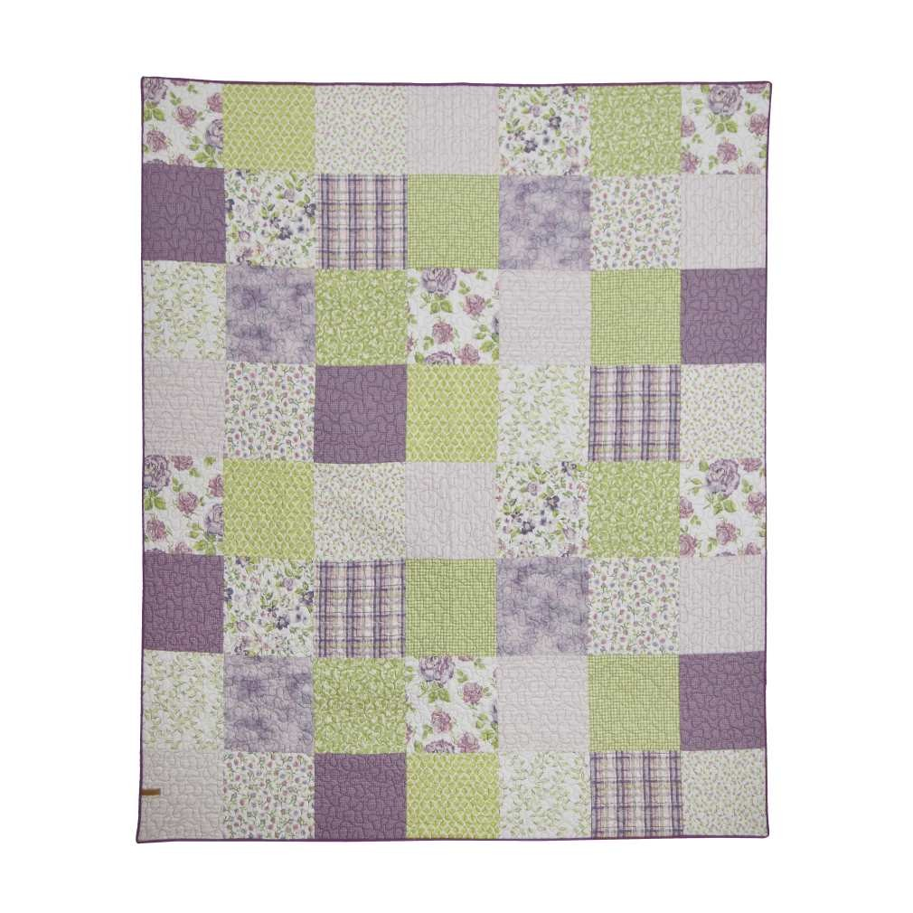 Donna Sharp Forget Me Not Throw