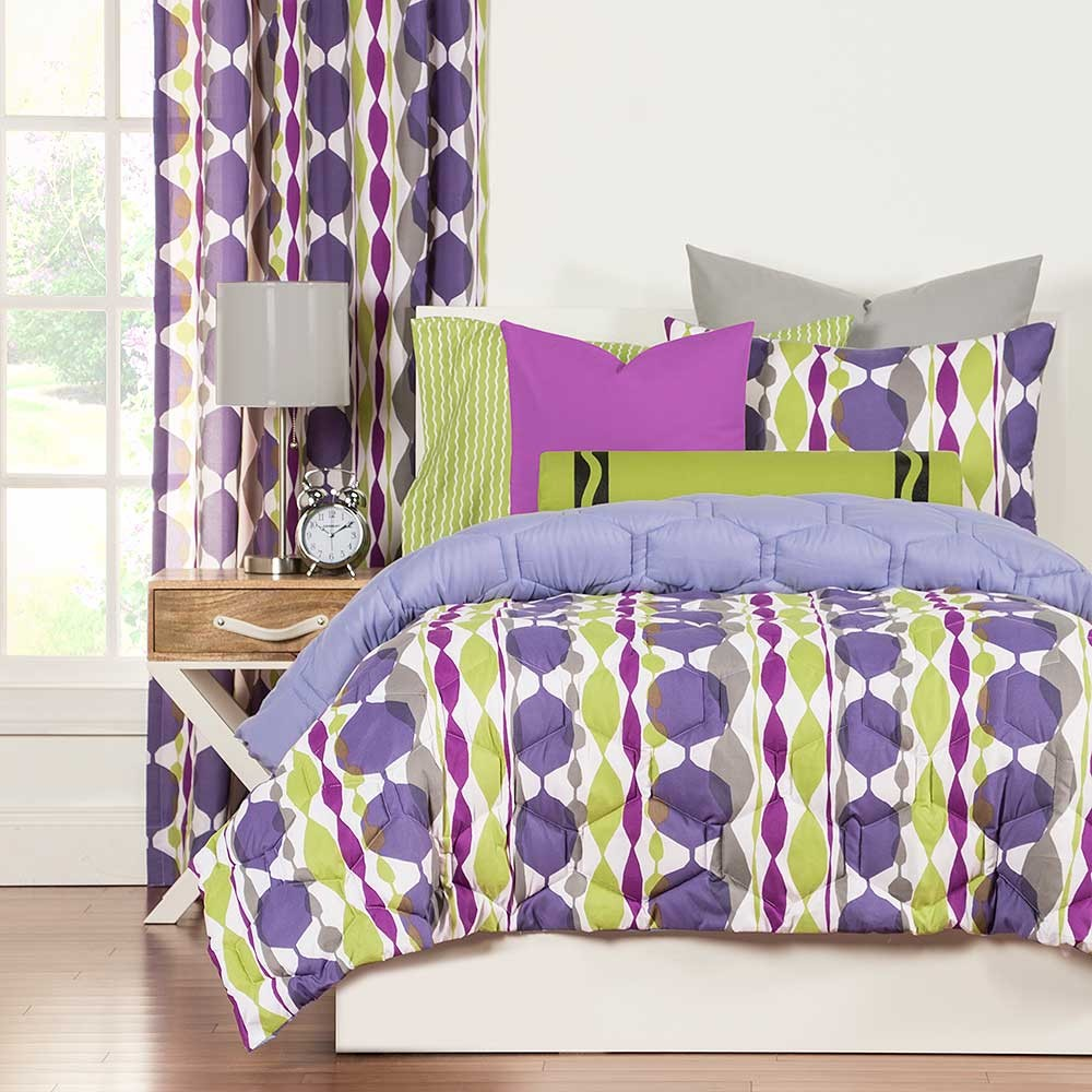 Be Jeweled Comforter Set from Crayola