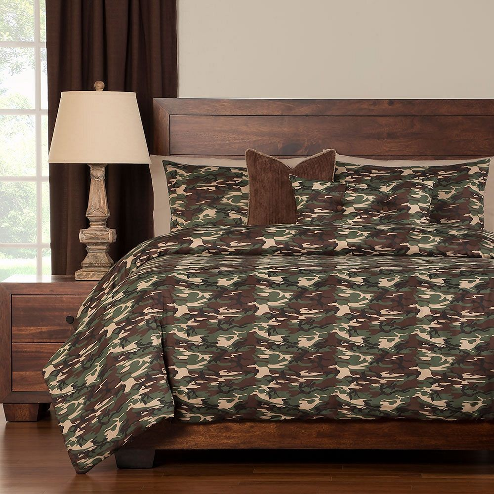 Galaxy Camo Bedding Set From The Studio Collection