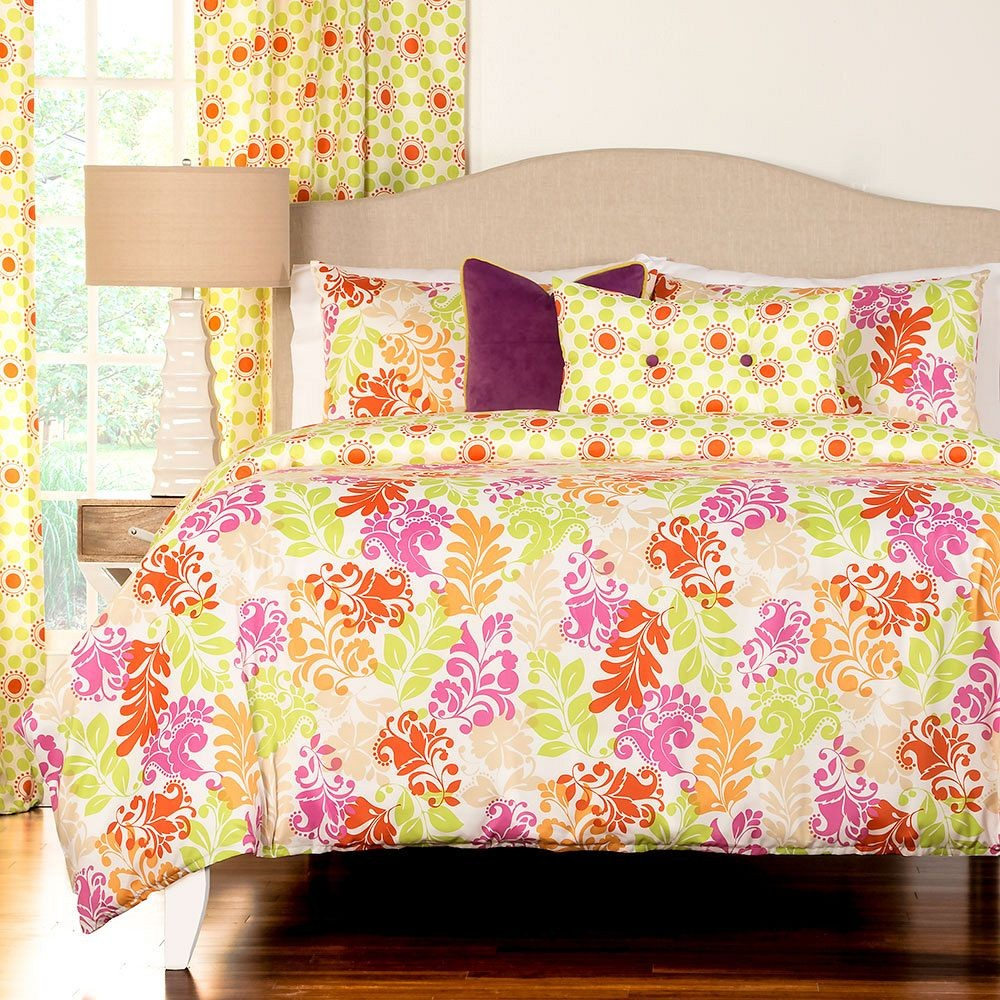 Spring Forward Bedding Set from the Polo Gear Studio Collection