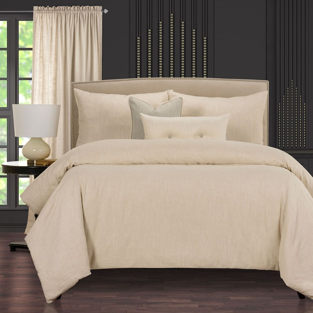 Afternoon Cafe Creme Comforter Set - F. Scott Fitzgerald Signature Collection