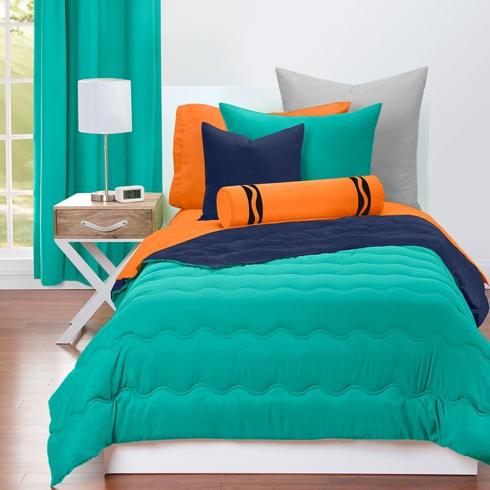 Crayola My Color Comforter Sets - Choose from 16 Color Combinations