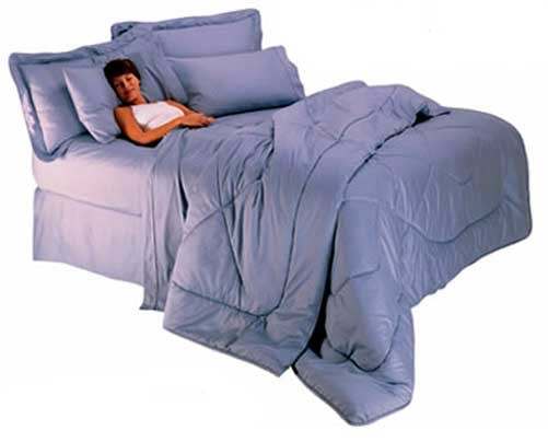 Adjustable Bed Sheet Set - 100% Cotton - Select from 6 Colors (Split Queen & Split King Sizes)