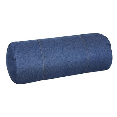 American Denim Bolster Pillow