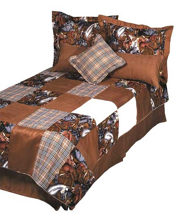 Derby Bunk Bed Twin Size Hugger Comforter by California Kids