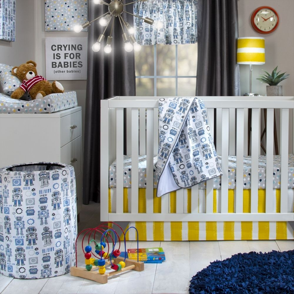 Rebot 3 Piece Crib Set