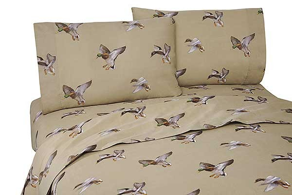 Duck Approach Sheet Set - Queen Size