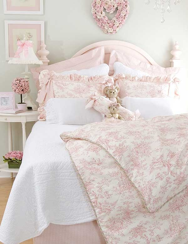 Isabella Duvet Cover from Glenna Jean