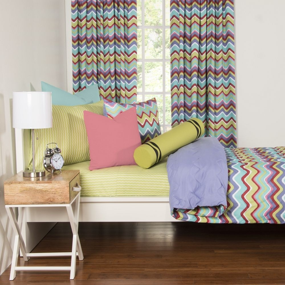 Mixed Palette Bunk Bed Cap Comforter Set from Crayola  - Includes Sham(s)