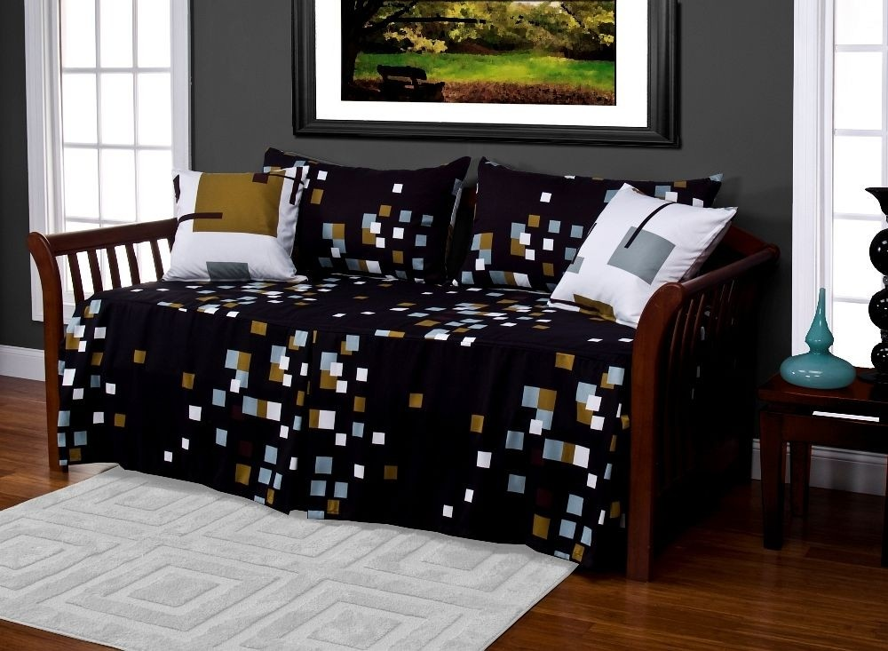 Modern Blocks Daybed Cover Set