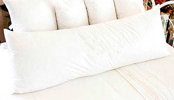Body Pillow Covers.Avery Blue Body Pillow Cover