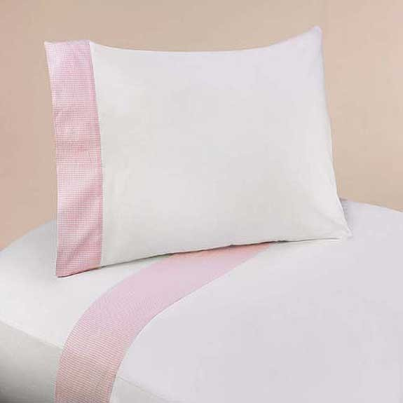 Pink French Toile Bedding Set   4 Piece Twin Size By Sweet Jojo Designs