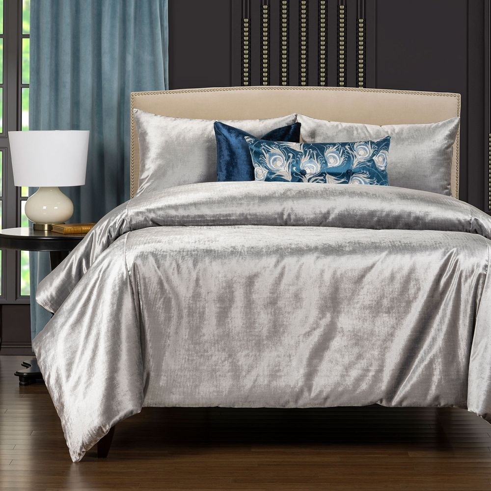 Sterling Silver Comforter Set - - F. Scott Fitzgerald Primo Collection